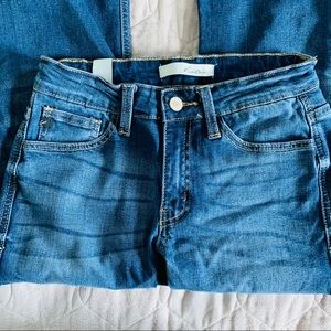 Kancan Cropped Jeans Size W3 25